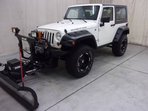 2008 Jeep Wrangler for sale at Paquet Auto Sales in Madison OH