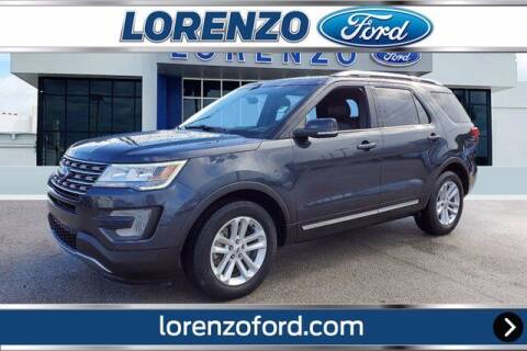 2017 Ford Explorer for sale at Lorenzo Ford in Homestead FL