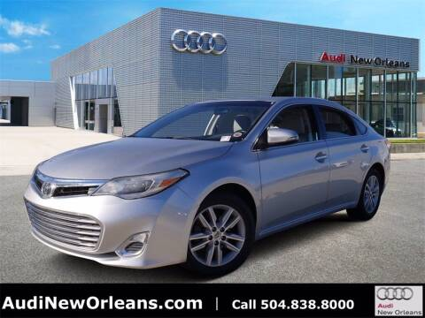 2013 Toyota Avalon for sale at Metairie Preowned Superstore in Metairie LA