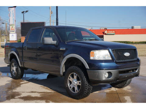 2006 Ford F-150 for sale at Sand Springs Auto Source in Sand Springs OK