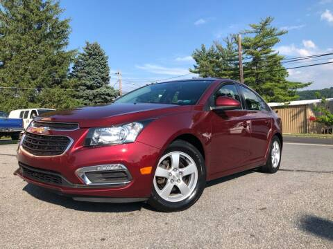 2016 Chevrolet Cruze Limited for sale at Keystone Auto Center LLC in Allentown PA