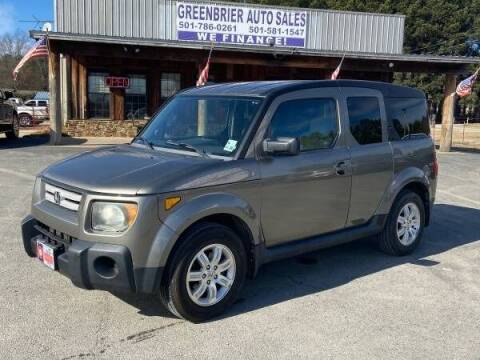 2007 Honda Element for sale at Greenbrier Auto Sales in Greenbrier AR