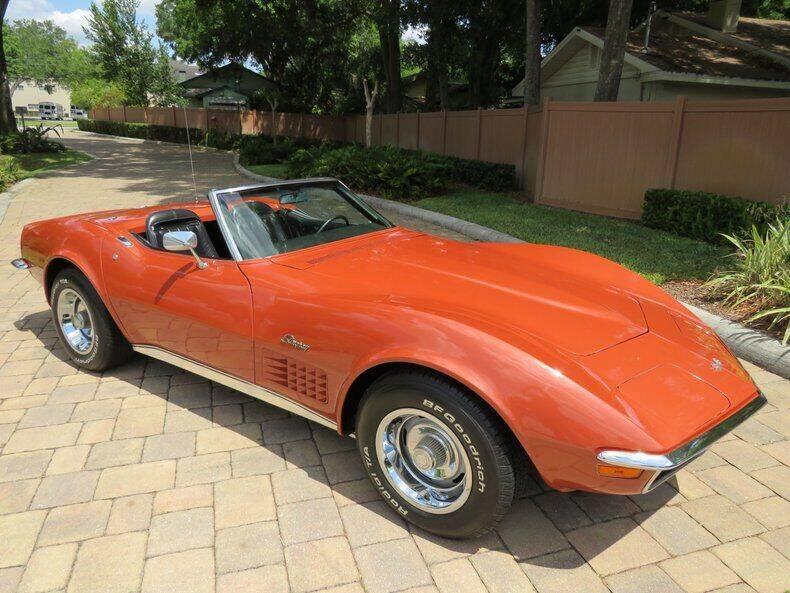 1970 Chevrolet Corvette for sale in Lakeland, FL
