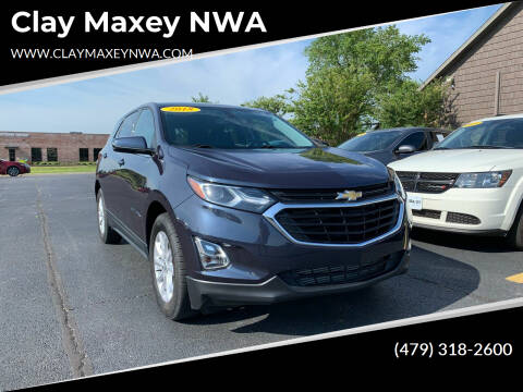 2018 Chevrolet Equinox for sale at Clay Maxey NWA in Springdale AR
