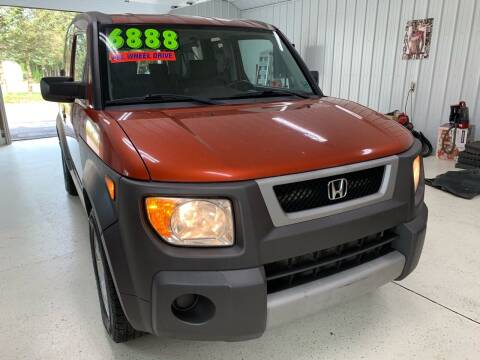 2005 Honda Element for sale at SMS Motorsports LLC in Cortland NY