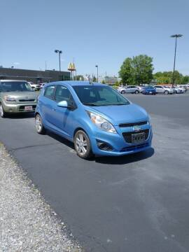 2015 Chevrolet Spark for sale at McCully's Automotive in Benton KY