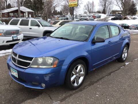 2008 Dodge Avenger for sale at Sparkle Auto Sales in Maplewood MN
