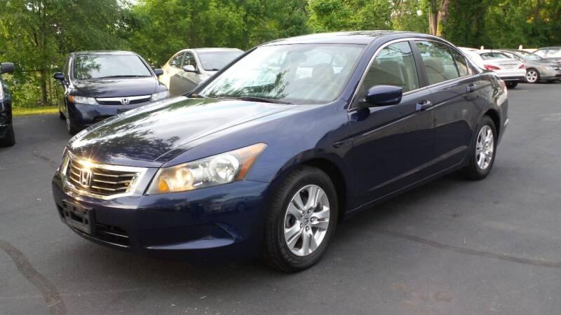 2008 Honda Accord for sale at JBR Auto Sales in Albany NY