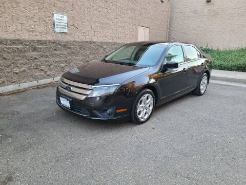 2010 Ford Fusion for sale at SafeMaxx Auto Sales in Placerville CA
