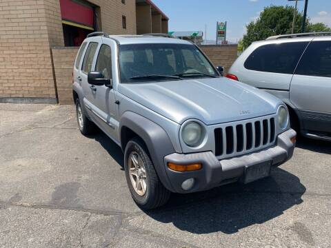 2004 Jeep Liberty for sale at Dan's Auto Sales in Grand Junction CO