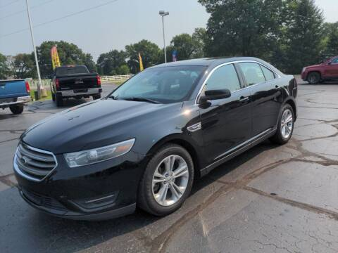 2016 Ford Taurus for sale at West Point Auto Sales in Mattawan MI