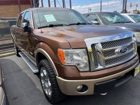 2011 Ford F-150 for sale at New Wave Auto Brokers & Sales in Denver CO