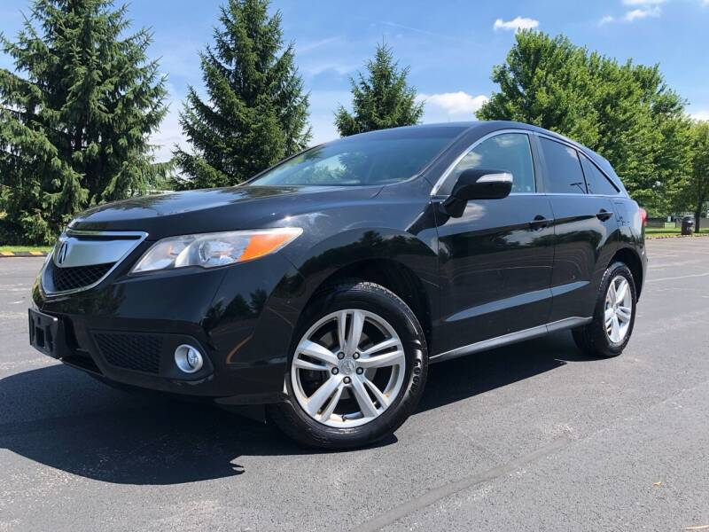 2013 Acura RDX for sale at Car Stars in Elmhurst IL
