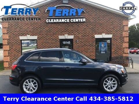 2012 Audi Q5 for sale at Terry Clearance Center in Lynchburg VA