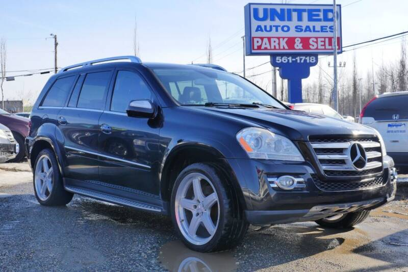 2009 Mercedes-Benz GL-Class for sale at United Auto Sales in Anchorage AK