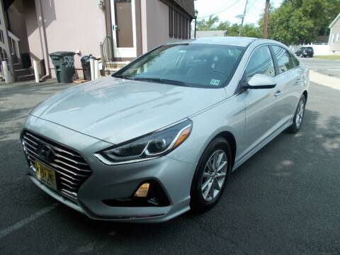 2018 Hyundai Sonata for sale at Mercury Auto Sales in Woodland Park NJ