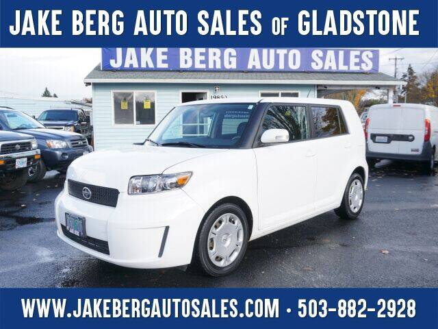 2008 Scion xB for sale at Jake Berg Auto Sales in Gladstone OR