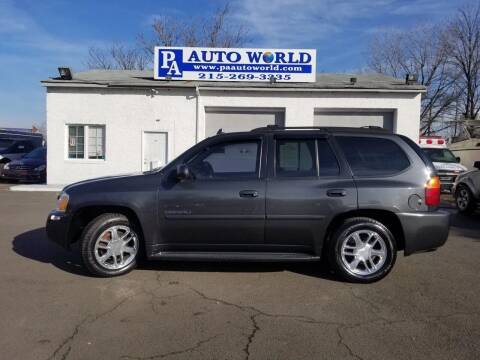 2007 GMC Envoy for sale at PA Auto World in Levittown PA