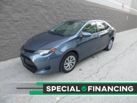 2018 Toyota Corolla for sale at Kars Today in Addison IL