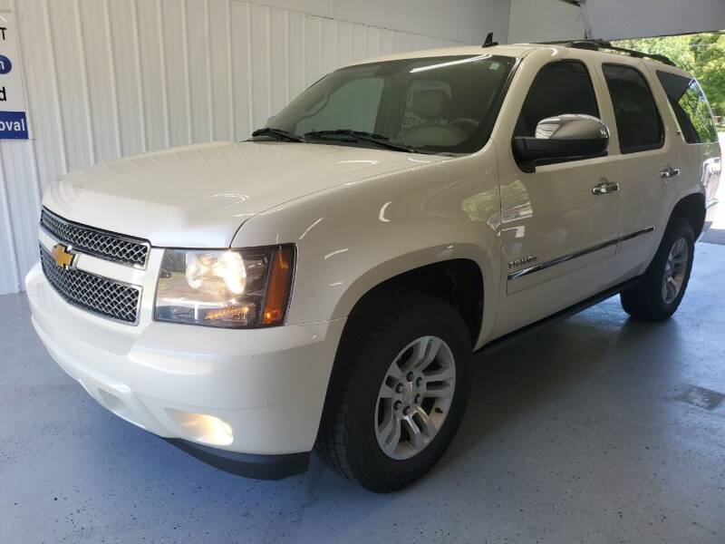 2013 Chevrolet Tahoe for sale at Bailey Family Auto Sales in Lincoln AR