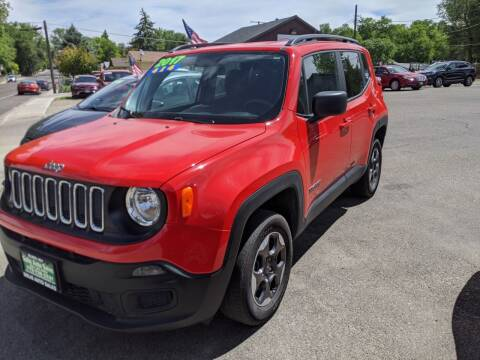 2017 Jeep Renegade for sale at SOLIS AUTO SALES INC in Elko NV