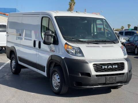 2020 RAM ProMaster Cargo for sale at Brown & Brown Wholesale in Mesa AZ