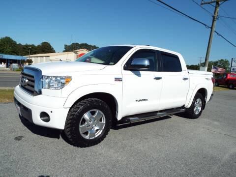 2008 Toyota Tundra for sale at USA 1 Autos in Smithfield VA