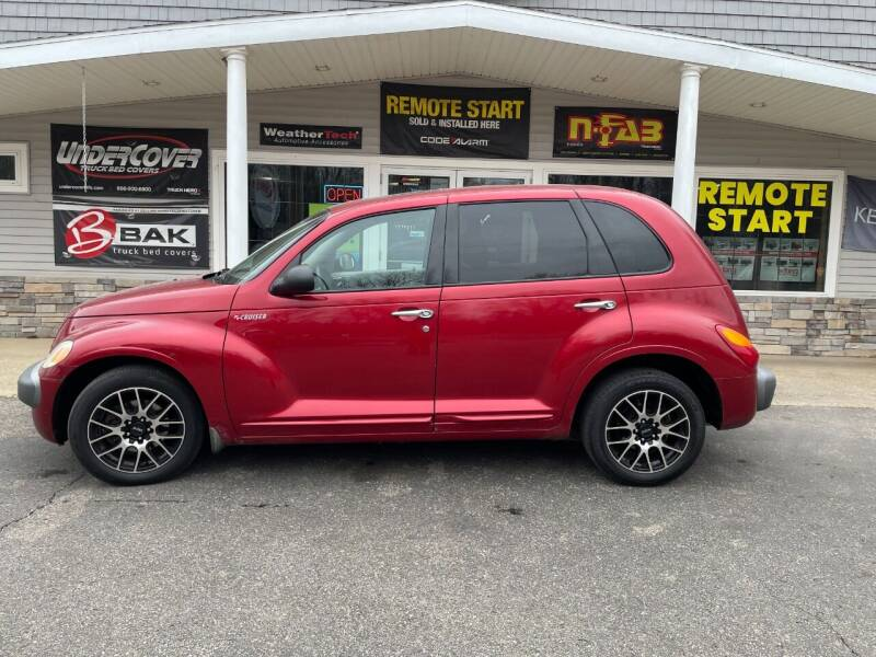 2001 Chrysler PT Cruiser for sale at Stans Auto Sales in Wayland MI