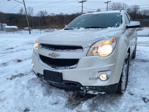 2014 Chevrolet Equinox for sale at Apple Auto Sales Inc in Camillus NY