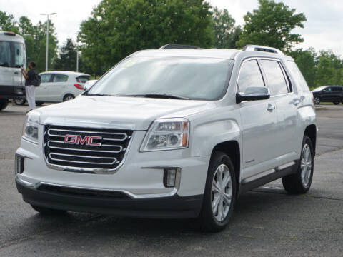 2016 GMC Terrain for sale at FOWLERVILLE FORD in Fowlerville MI