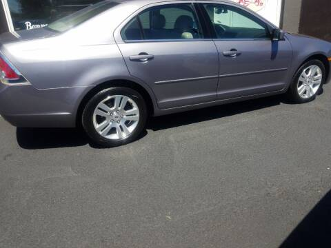 2006 Ford Fusion for sale at Bonney Lake Used Cars in Puyallup WA