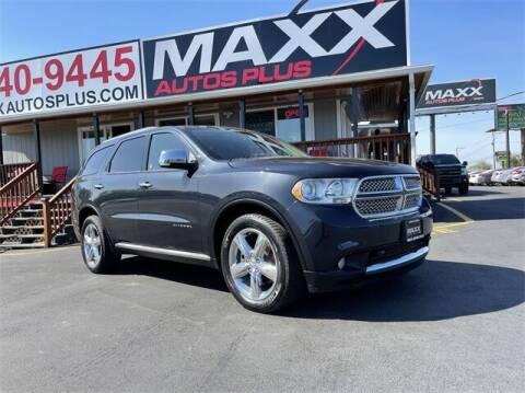 2013 Dodge Durango for sale at Maxx Autos Plus in Puyallup WA