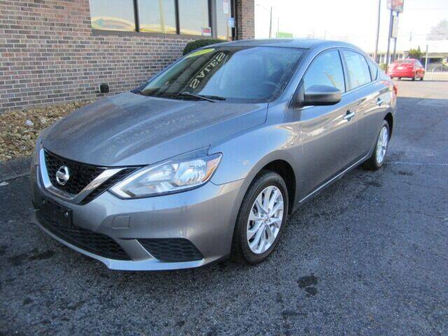 2017 Nissan Sentra for sale at Jacobs Auto Sales in Nashville TN