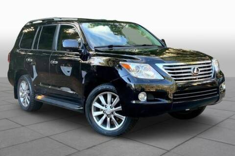 2011 Lexus LX 570 for sale at CU Carfinders in Norcross GA