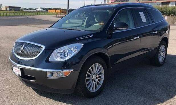 2009 Buick Enclave for sale at DELTA TIRE CUSTOM AUTO SALES in Quincy IL