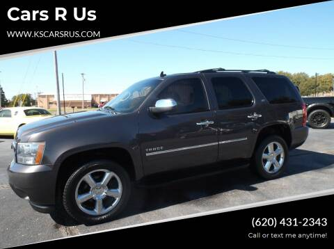 2011 Chevrolet Tahoe for sale at Cars R Us in Chanute KS