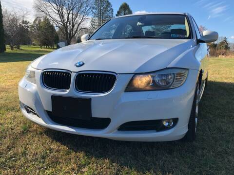 2011 BMW 3 Series for sale at MECHANICSBURG SPORT CAR CENTER in Mechanicsburg PA