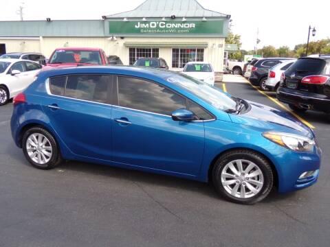 2015 Kia Forte5 for sale at Jim O'Connor Select Auto in Oconomowoc WI
