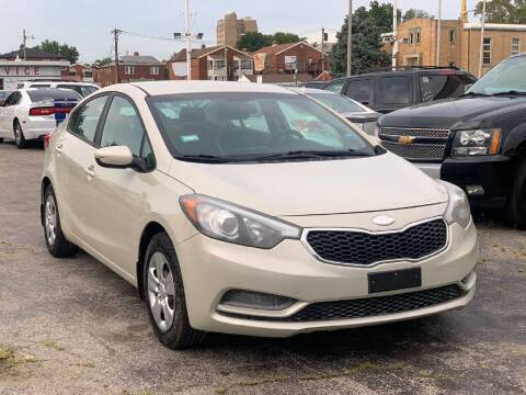 2014 Kia Forte for sale at IMPORT Motors in Saint Louis MO