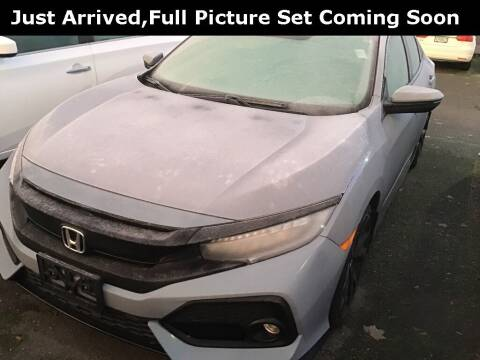 2019 Honda Civic for sale at Royal Moore Custom Finance in Hillsboro OR