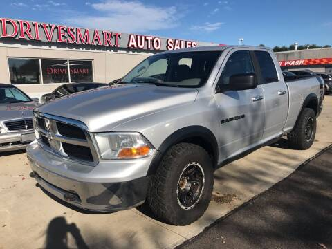 2012 RAM Ram Pickup 1500 for sale at DriveSmart Auto Sales in West Chester OH