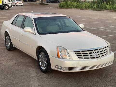 2010 Cadillac DTS for sale at Hadi Motors in Houston TX