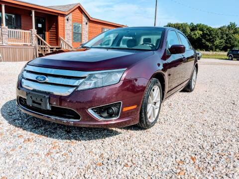 2011 Ford Fusion for sale at Delta Motors LLC in Jonesboro AR