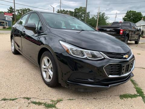 2016 Chevrolet Cruze for sale at Auto Gallery LLC in Burlington WI