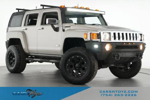 2008 HUMMER H3 for sale at JumboAutoGroup.com - Carsntoyz.com in Hollywood FL