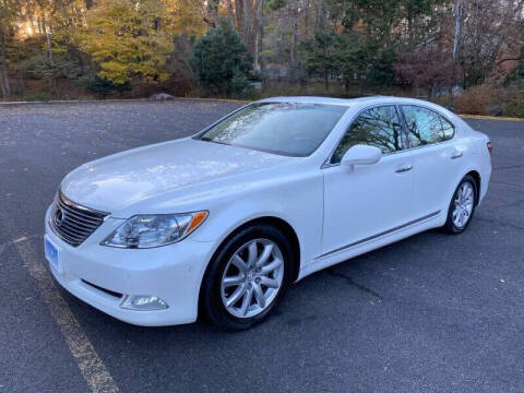 2007 Lexus LS 460 for sale at Car World Inc in Arlington VA
