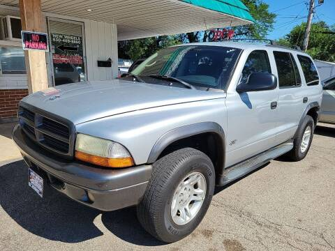 2002 Dodge Durango for sale at New Wheels in Glendale Heights IL