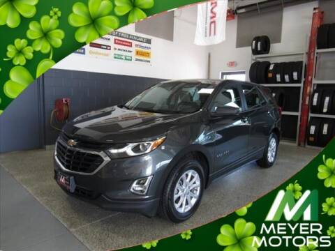 2020 Chevrolet Equinox for sale at Meyer Motors in Plymouth WI