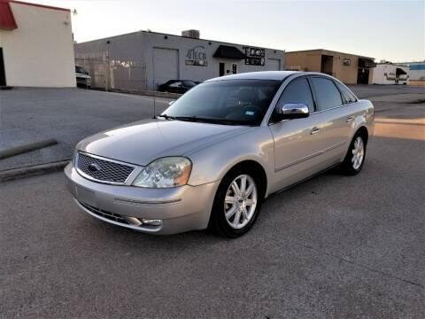 2006 Ford Five Hundred for sale at Image Auto Sales in Dallas TX