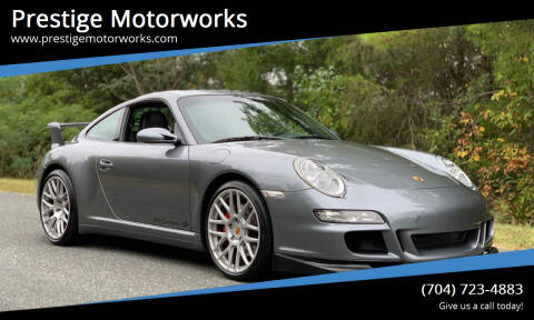 2006 Porsche 911 for sale at Prestige Motorworks in Concord NC